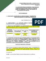 Convocatoria LO 009000024 E76 2017 PUNTOS