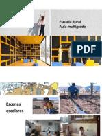 Clase Escuela Rural Multrigrado