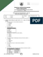 1. Naskah Pas Kelas v Tema 1 k 2013