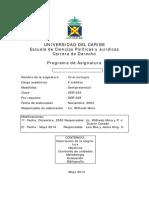 Programa Criminologia Unicaribe