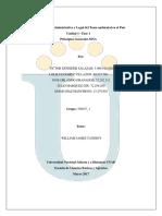 Fase 1 - Principios Generales SINA