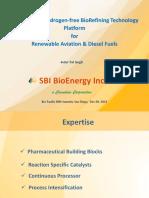 Sbi Renewable Fuels