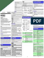 Dong Ho Ampe Kim Hioki 3288-20 - Manual 23012015054329