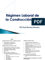 _Regimen Laboral de Construccion Civil Act2012 CPC RAMIREZ