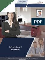 Formato de Informe de Auditoria