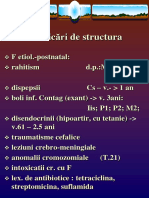 6. CURS II Distrof. de Struct