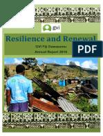 Dawasamu 2016 Annual Report