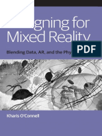 Oreilly Designing for Mixed Reality