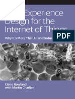 Oreilly User Experience for-iot