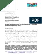 CiViSOL  sobre la T-291-09 / Informe 4 a la Corte Constitucional -Ordinario