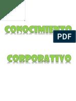 Grupo 9- Conocimiento Corporativo