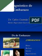 1b.- Dx Embarazo