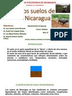 Los Suelos de Nicaragua