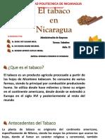 Trabajo Del Tabaco en Nicaragua