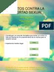 Delitossobrelalibertadsexual Claseforense
