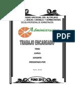 ADMINSTRACION caratula