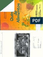 LIVRO Quimica de Alimentos 2 Ed. Instituto Mau de Tecnologia ELIANA PAULA RIBEIRO