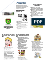 Leaflet DPD Baso Palembang