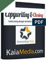 eBook Copywriting & Closing