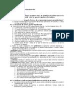 Actividades 12-16 Español 17 0CT