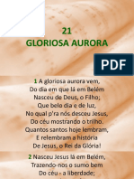 21 - Gloriosa Aurora.ppsx