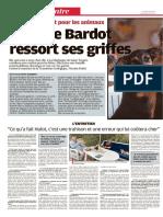 La Provence - Brigitte Bardot