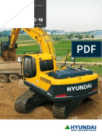 Hyundai Bagger R160LC-9 Es(087)