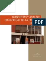 Diagnstico y Análisis Situacional de La Empresa Sencico Final