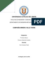 Informe N1 Ingeniería de Proyecto Grupo 4 Pía Guerra Francisco Sepúlveda