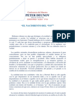30 Peter Deunov-El Nacimiento Del Yo