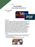 Metodo Cientifico Del Alcoholismo