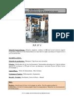 Tp Fermentation Fabrication Ethanol