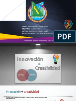 Innovacion y Creatividad Indira
