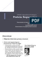 CH4306 Lec 03 ProteinSequencing