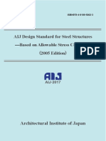 AIJ Design Standard for Steel Structures