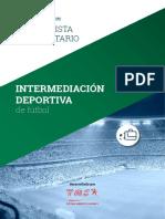 Especialista Universitario en Intermediación Deportiva de Fútbol