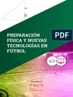 Master Preparación Física y Nuevas Tecnologías en fútbol