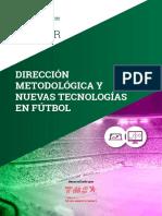 Máster en Dirección Metodológica y Nuevas Tecnologías en Fútbol