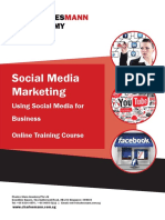 Brochure Social Media Ecourse Default