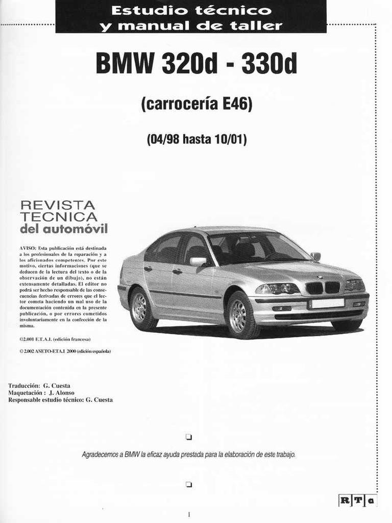TÉLÉCHARGER REVUE TECHNIQUE BMW 525 TDS E39
