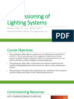 Commissioning of Lighting Systems2