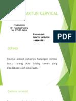 Fraktur Cervical Rumkit