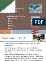 Jonas No Huyas