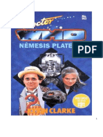Doctor Who - Nemesis Plateada