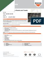 Safe Step Matrix Panels and Treads