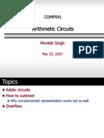 14 Arithmetic Circuits
