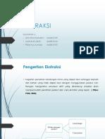 Ekstraksi fitokimia ppt