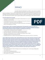 Executive Summary California Broadband Task Force Jan. 2008
