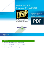 2.USP Revision_Overview May 2013