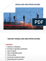 Railway Engineering-10- Signalling and Interlocking